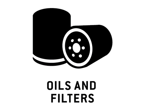 Oils and Filters