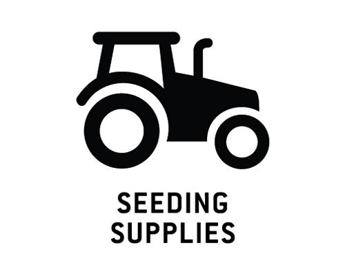 Seeding Supplies